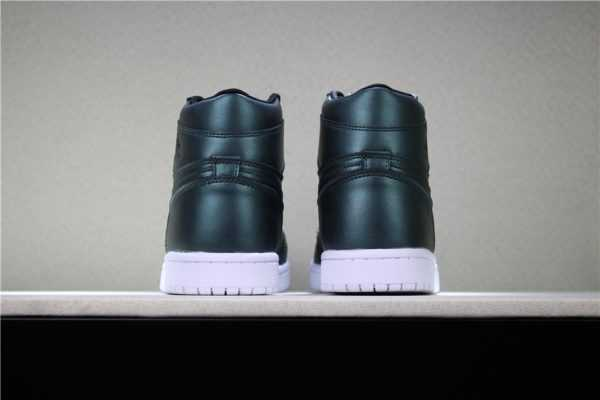 New Jordans 2018 Air Jordan 1 High ' hameleon' Dark Green/Black-White