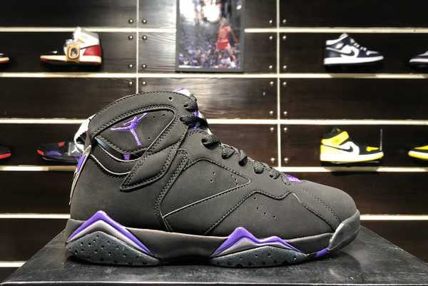 Cheap Best Air Jordan 7 Ray Allen Bucks PE 304775-053 For Sale