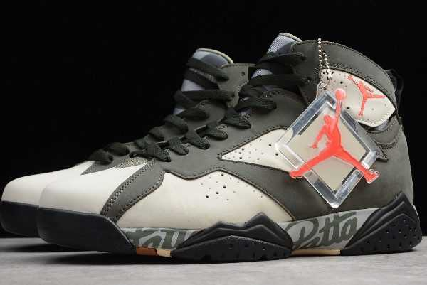 Patta x Air Jordan 7 OG SP Icicle For Sale AT3375-100
